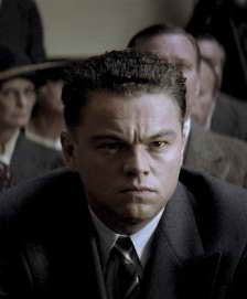still of Leonardo DiCaprio in J. Edgar