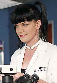 still of Pauley Perrette in NCIS