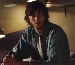 Ashton Kutcher in 2004's The Butterfly Effect