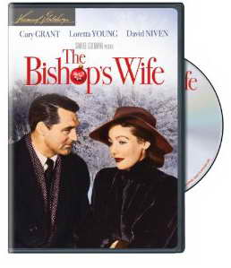 Bishop's Wife on DVD