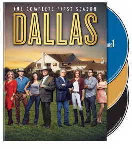 Dallas The First Season on DVD