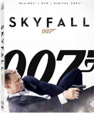 Daniel Craig in 'Skyfall' on DVD and Blu-ray