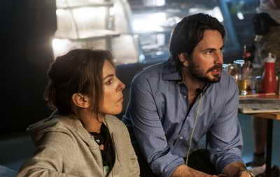 Director Kathryn Bigelow and writer Mark Boal - Zero Dark Thirty movie review
