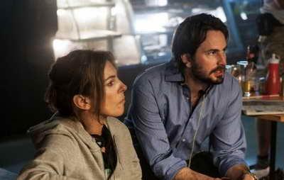 Director Kathryn Bigelow and writer Mark Boal - Zero Dark Thirty movie review