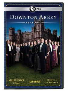 Downton Abbey Season 3 on DVD