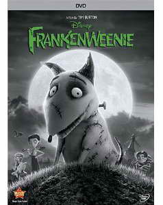 Frankenweenie on DVD