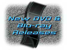 New DVD and Blu-ray Releases this week