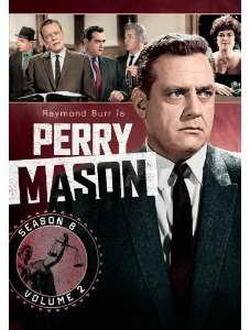 Perry Mason season 8 vol 2 on DVD