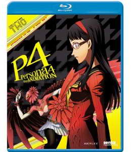 Persona 4 Collection 2 on Blu-ray