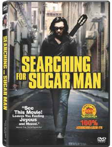 Searching for Sugar Man on dvd