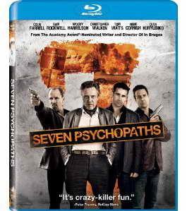 Seven Psychopaths on Blu-ray