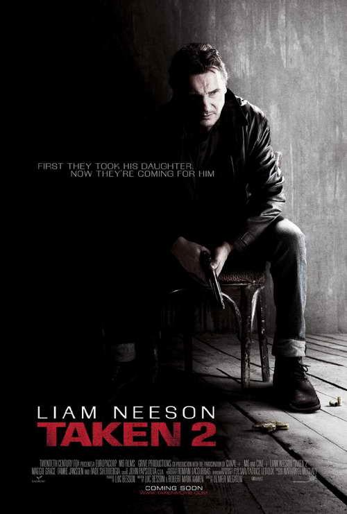 'Taken 2' movie review
