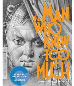 The Man Who Knew Too Much on DVD