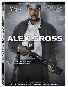 Alex Cross on DVD