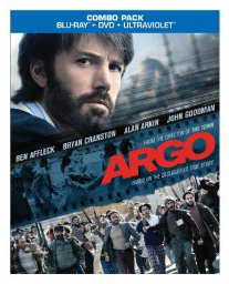 Argo on Blu-ray DVD