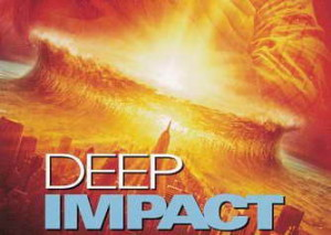 Asteroids, Meteors and Flybys movie promo from DEEP IMPACT