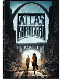 'Atlas Shrugged II - The Strike' on dvd