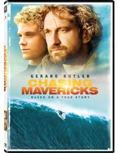 """Chasing Mavericks"" on dvd"