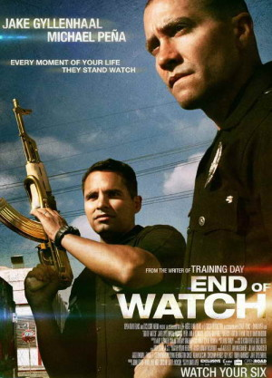 'End of Watch' movie review