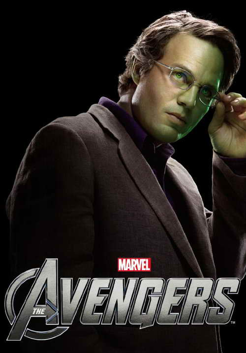 Mark Ruffalo cast in 'The Avengers' as Bruce Banner