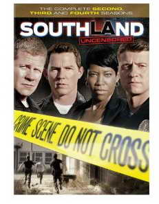 Southland 2nd 3rd and 4th Seasons on DVD