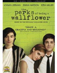 THE PERKS OF BEING A WALLFLOWER on DVD