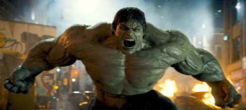 'The Incredible Hulk' still