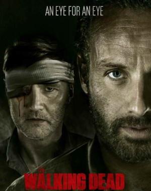 'The Walking Dead' TV series, s3