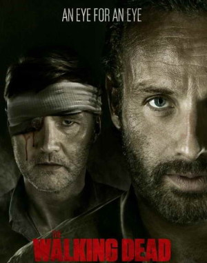 'The Walking Dead' TV series, s3