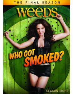 WEEDS season 8 on dvd