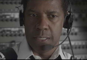 still of Denzel Washington in 'Flight'