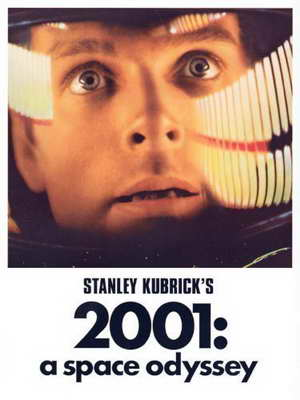 """2001 A Space Odyssey"" by Arthur C Clarke 1"