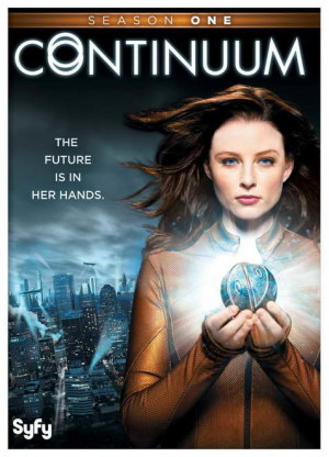 """Continuum"" Season One on DVD"