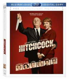 &quot;Hitchcock&quot; blu-ray