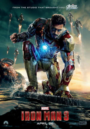 """Iron Man"" by Marvel Comics"