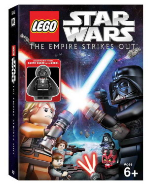 """""""Lego Star Wars"""" The Empire Strikes Out on DVD"""