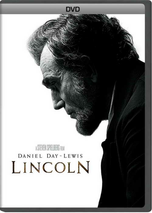 """Lincoln"" on DVD"