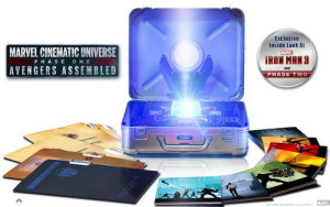 Marvel Cinematic Universe Phase One - Avengers Assembled dvd