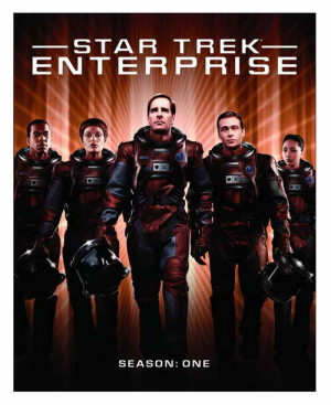 """Star Trek Enterprise"" Season One on Blu-ray"