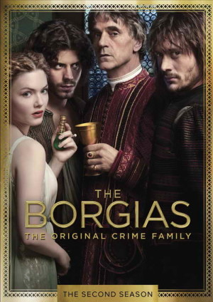 """The Borgias"" The Second Season on DVD"