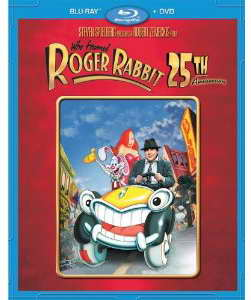 """Who Framed Roger Rabbit"" 25th Anniversary blu-ray"