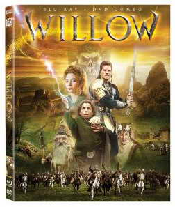&quot;Willow&quot; blu-ray