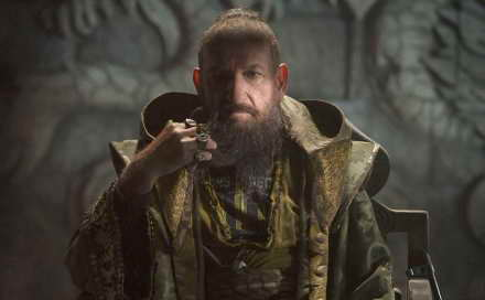 Ben Kingsley delivers superb performance in 'Iron Man 3' as the Mandarin
