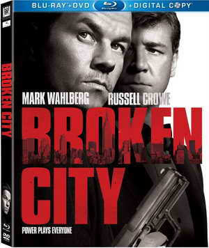 Broken City blu-ray