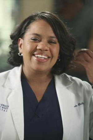 Chandra Wilson in Grey's Anatomy
