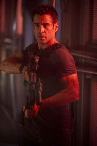 Colin Farrell in Total Recall, a review