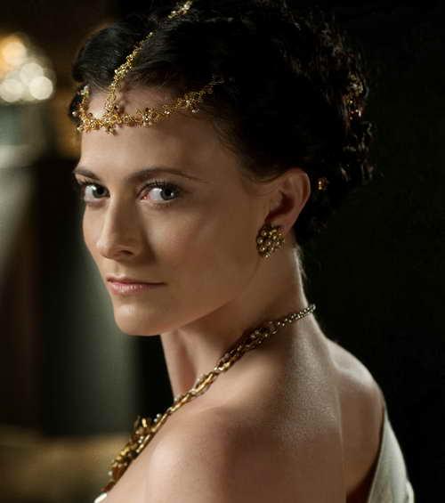 Da Vinci's Demons - Clarice Orsini (Lara Pulver)