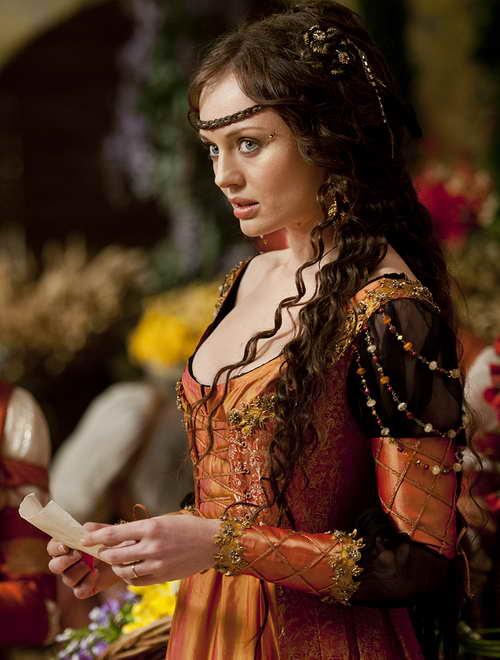 Da Vinci's Demons - Lucrezia Donati (Laura Haddock)