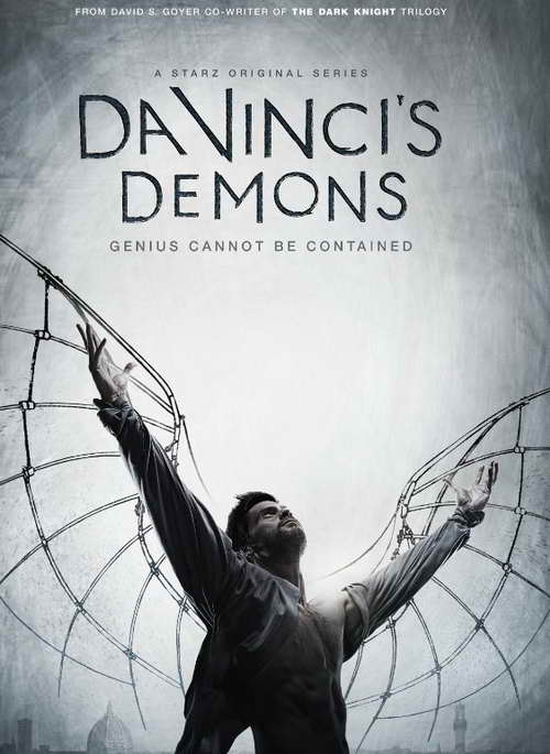 'Da Vinci's Demons' from starz, a quick outline of a review
