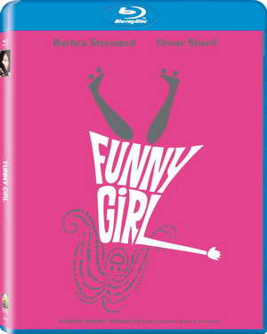 Funny Girl blu-ray